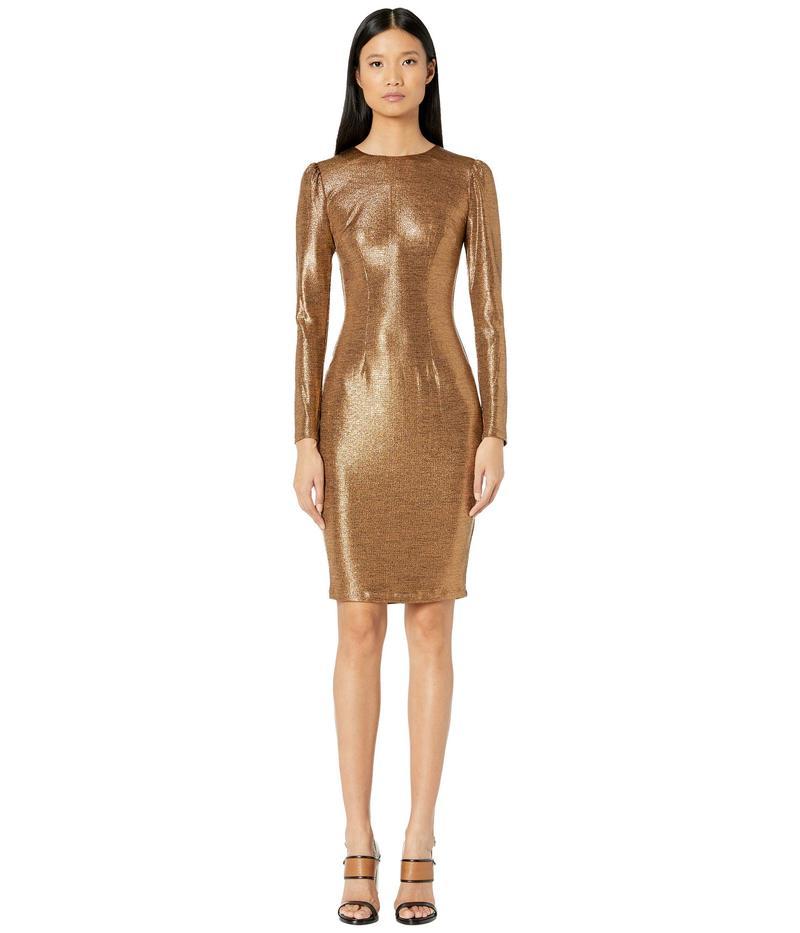 ザックポーゼン レディース ワンピース トップス Alexia Dress Copper