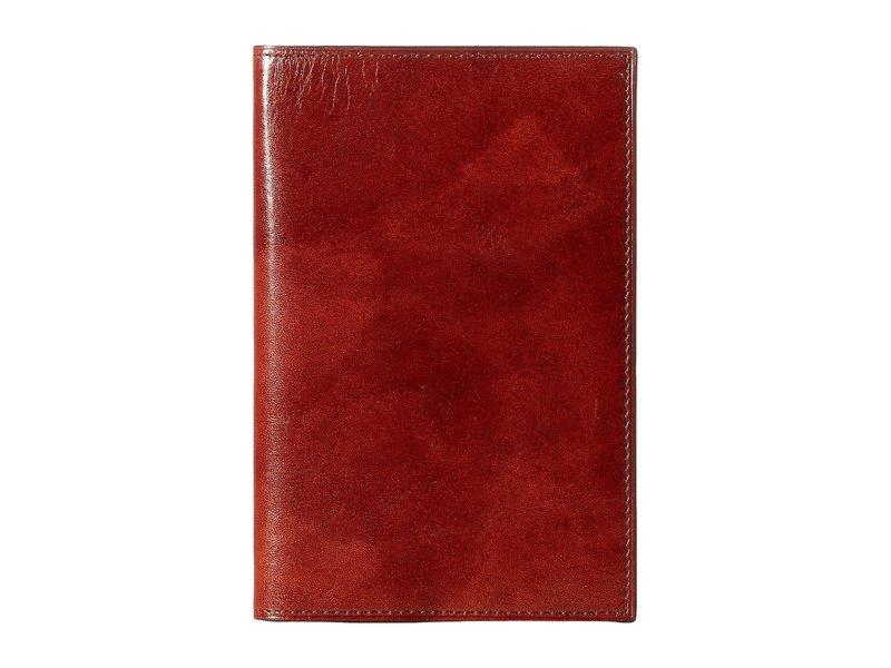 ボスカ メンズ 財布 アクセサリー Old Leather Collection - Passport Case Dark Brown Leather