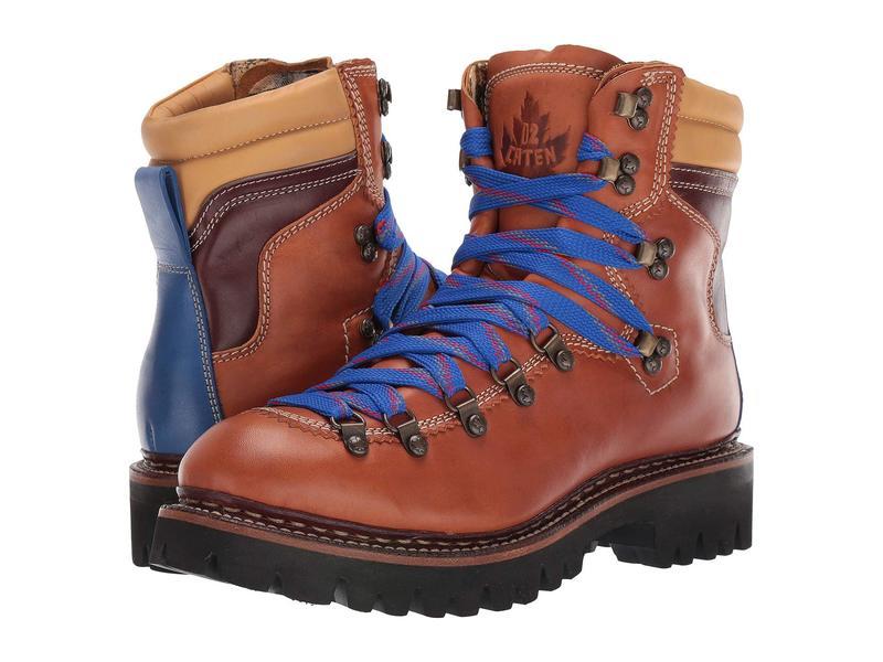 ディースクエアード メンズ ブーツ・レインブーツ シューズ Yukon Ankle Boot Cuoio
