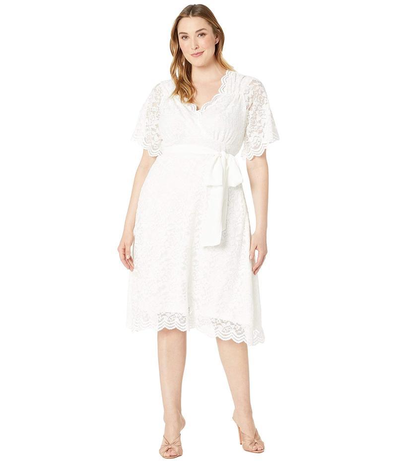 キヨナ レディース ワンピース トップス Graced with Love Wedding Dress Ivory