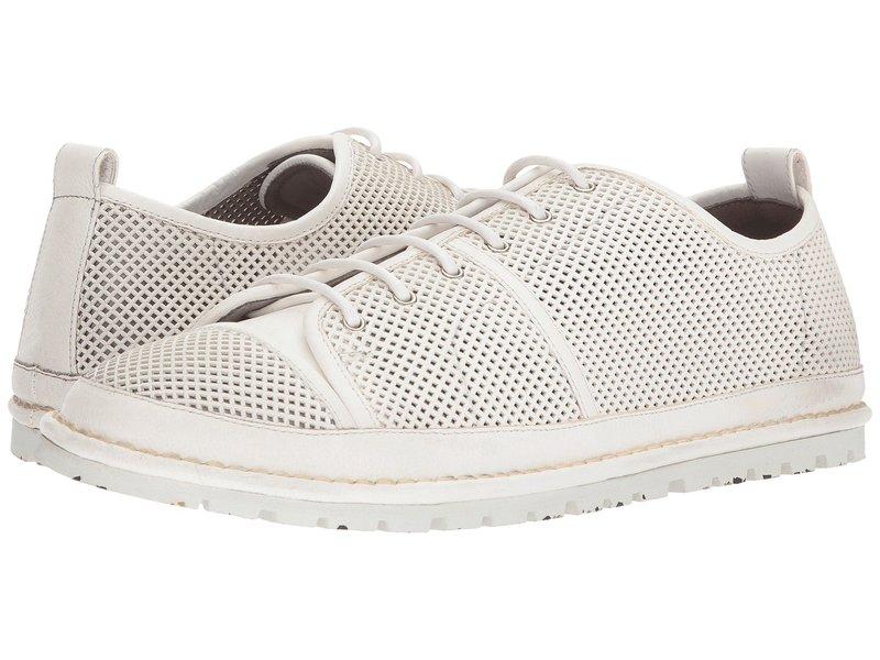 マルセル メンズ スニーカー シューズ Gomme Perforated Sneaker White