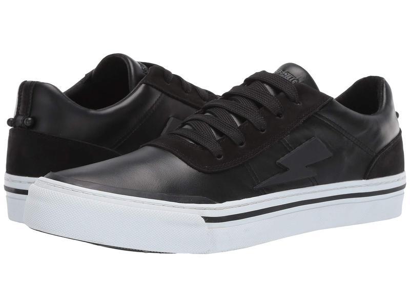 ニールバレット メンズ スニーカー シューズ Thunderbolt Skater Sneaker Black/Black/White