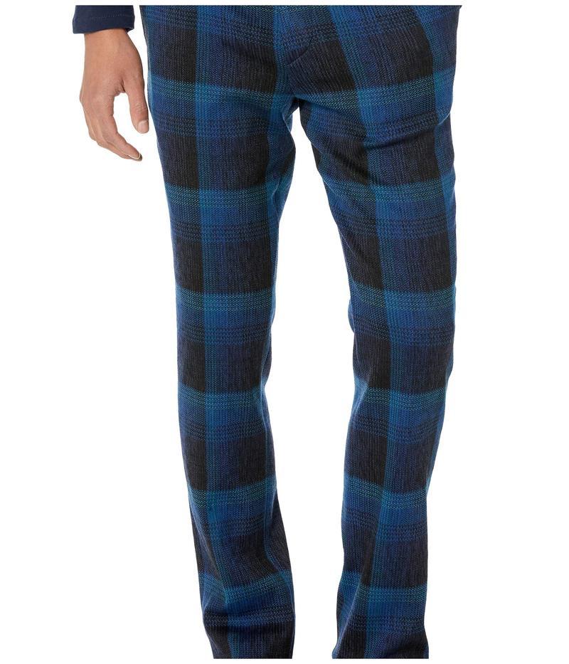 ミッソーニ メンズ カジュアルパンツ ボトムス Scottish Plaid Pants Blue