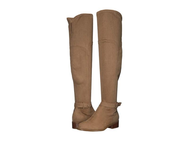 ナインウェスト レディース ブーツ・レインブーツ シューズ Nacoby Riding Boot Wheat