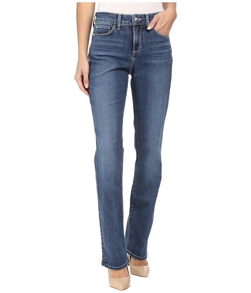 エヌワイディージェイ レディース デニムパンツ ボトムス Marilyn Straight Jeans in Heyburn Wash Heyburn Wash