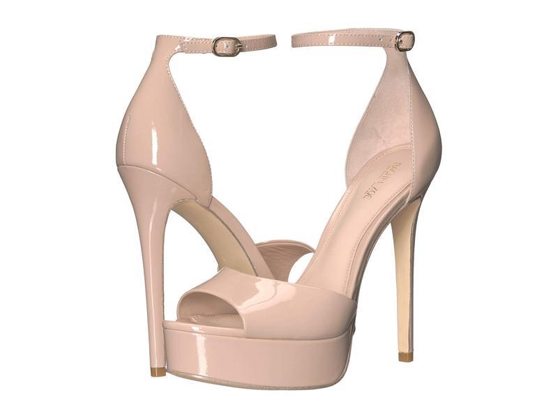 レイチェル ゾー レディース ヒール シューズ Margo Platform Sandal Cameo Patent