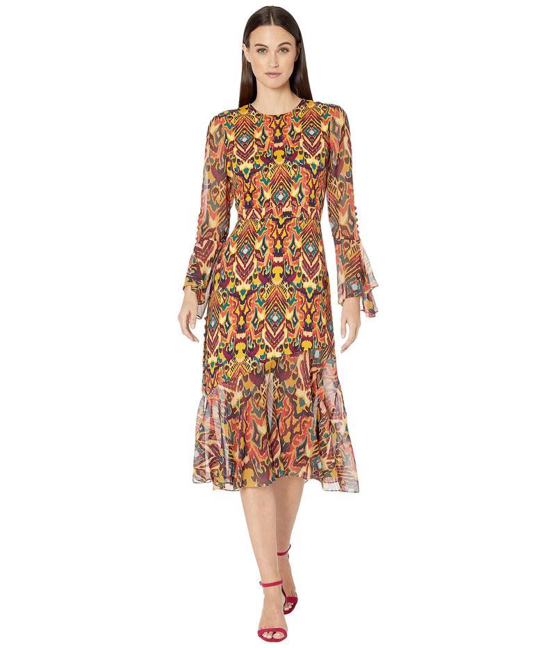 プラバルグラング レディース ワンピース トップス Rania Dress Marigold Multi