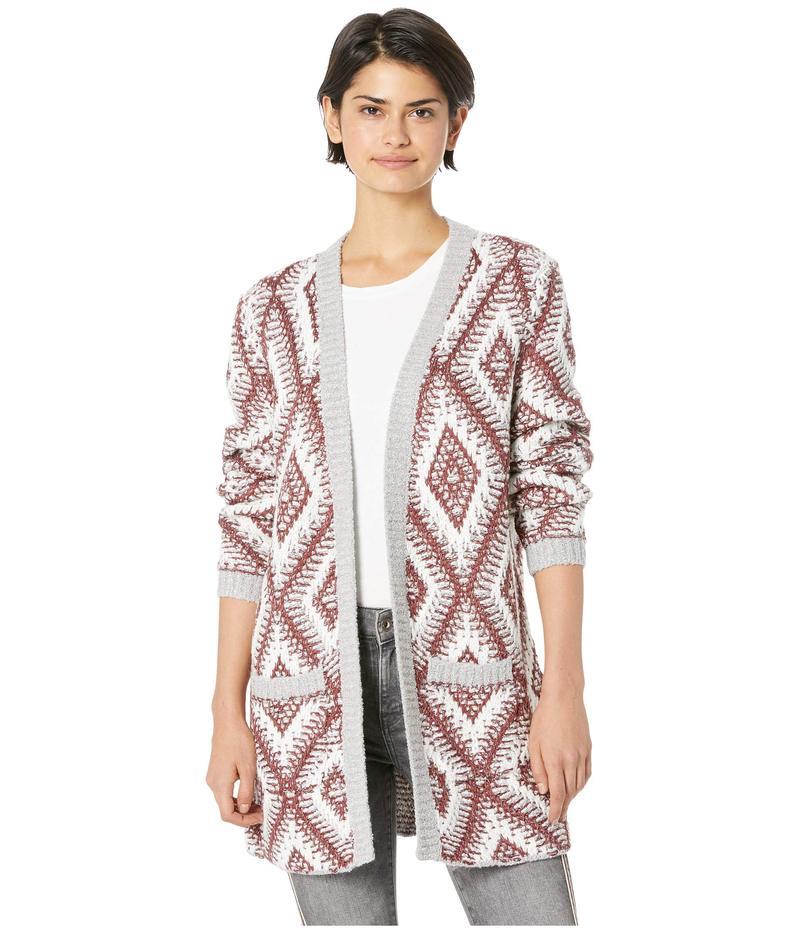 ロキシー レディース ニット・セーター アウター All Over Again 2 Sweater Heritage Heather/Luurex Jacquar