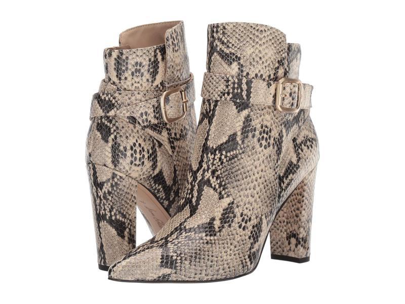 サムエデルマン レディース ブーツ・レインブーツ シューズ Rita Beach Multi Pacific Snake Print Leather