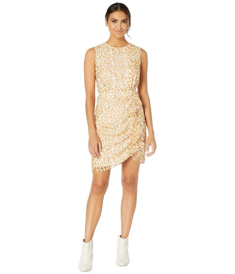 サムエデルマン レディース ワンピース トップス Side Ruffle Short Dress Yellow Multi
