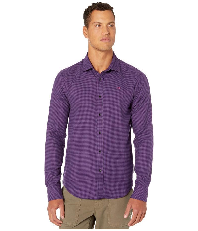 スコッチアンドソーダ メンズ シャツ トップス Regular Fit Chic Structured Shirt Combo B