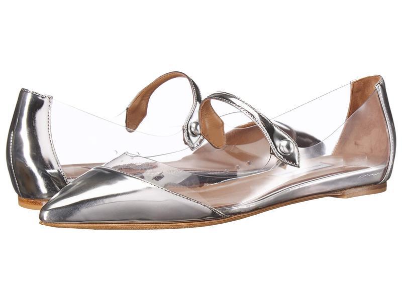 タビサ シモンズ レディース サンダル シューズ Hermione PVC Silver Spec/Clear PVC