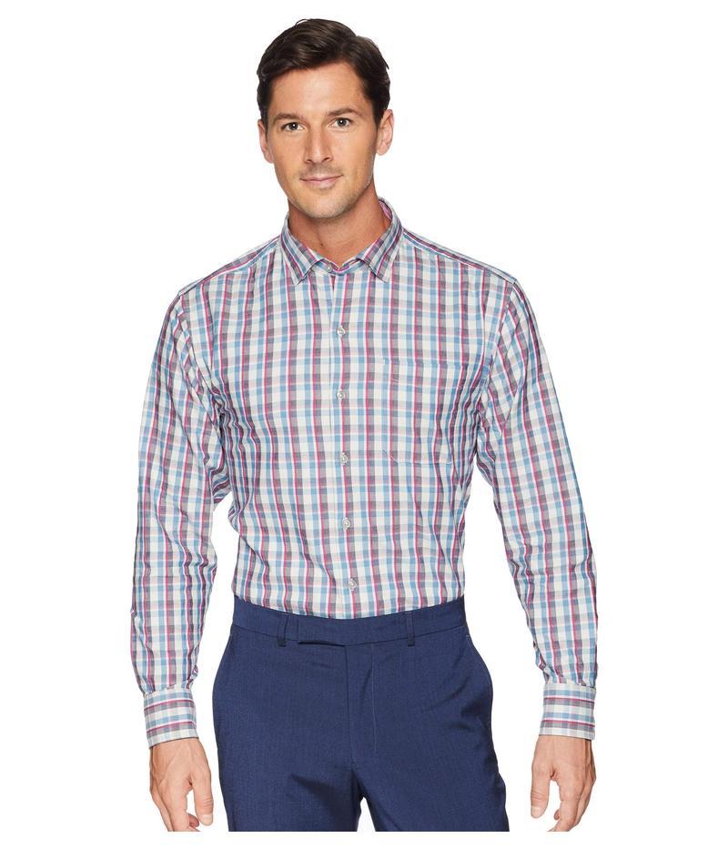 トッミーバハマ メンズ シャツ トップス Palmar Plaid Shirt Blue Jean