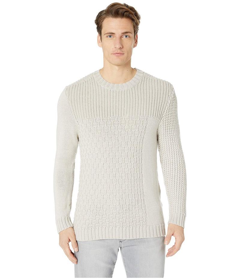 ボールドウィン メンズ ニット・セーター アウター Tierney Sweater White