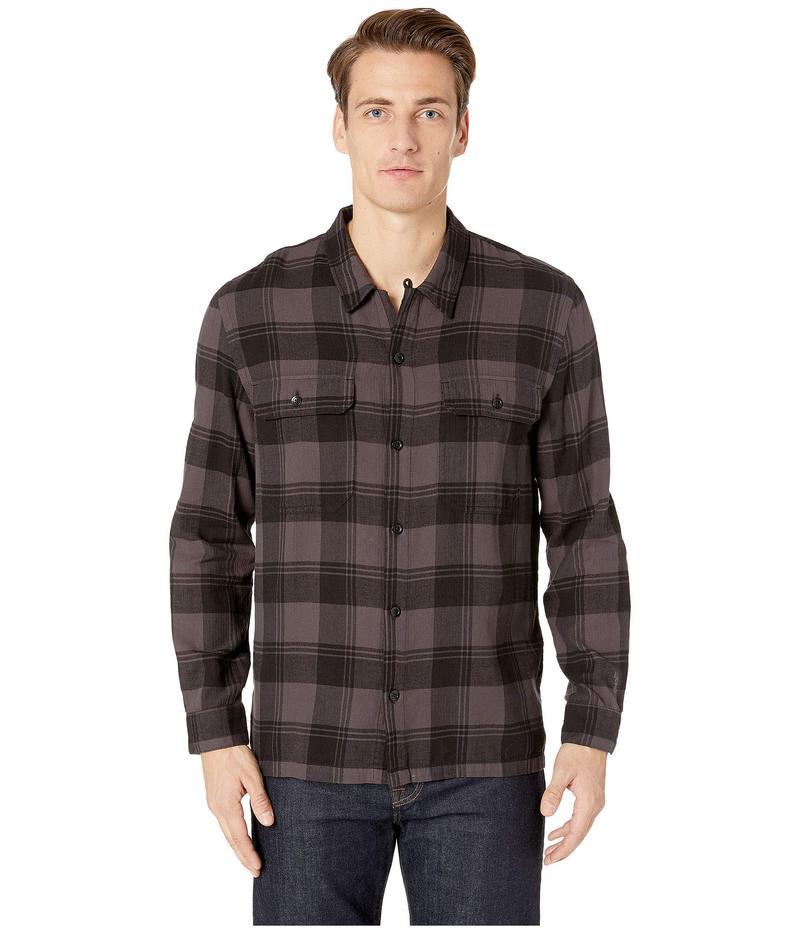 ボールドウィン メンズ シャツ トップス Genoa Shirt Black