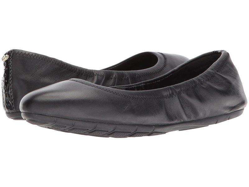コールハーン レディース サンダル シューズ Zerogrand Ballet II Black Leather