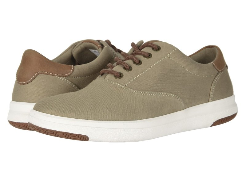 ドッカーズ メンズ スニーカー シューズ Kepler Smart Series Casual Sneaker with Smart 360 Flex and NeverWet Khaki Stretch Twill