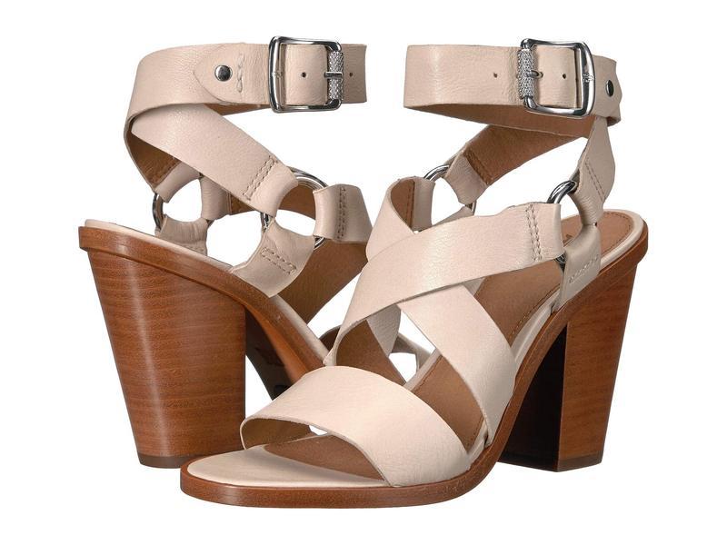フライ レディース ヒール シューズ Sara Harness Sandal Off-White