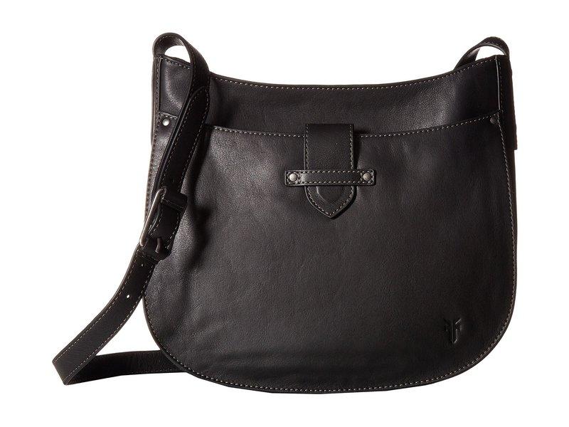 フライ レディース 予約販売 ハンドバッグ バッグ いつでも送料無料 Large Black Crossbody Olivia