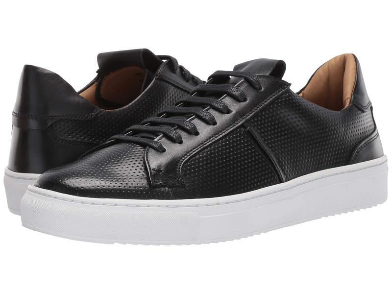 マッシモマッテエロ メンズ スニーカー シューズ Perf Sneaker Black