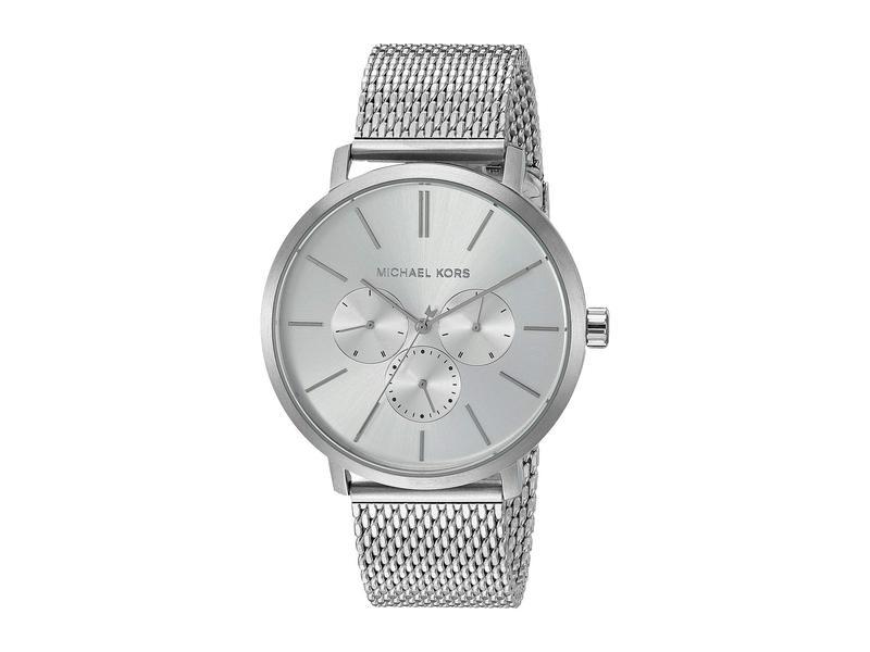 マイケルコース メンズ 腕時計 アクセサリー MK8677 - Blake Silver