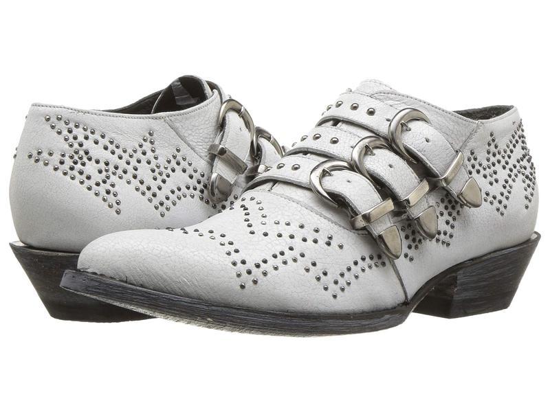 オールドグリンゴ レディース ブーツ・レインブーツ シューズ Roxy Shoe Boot White