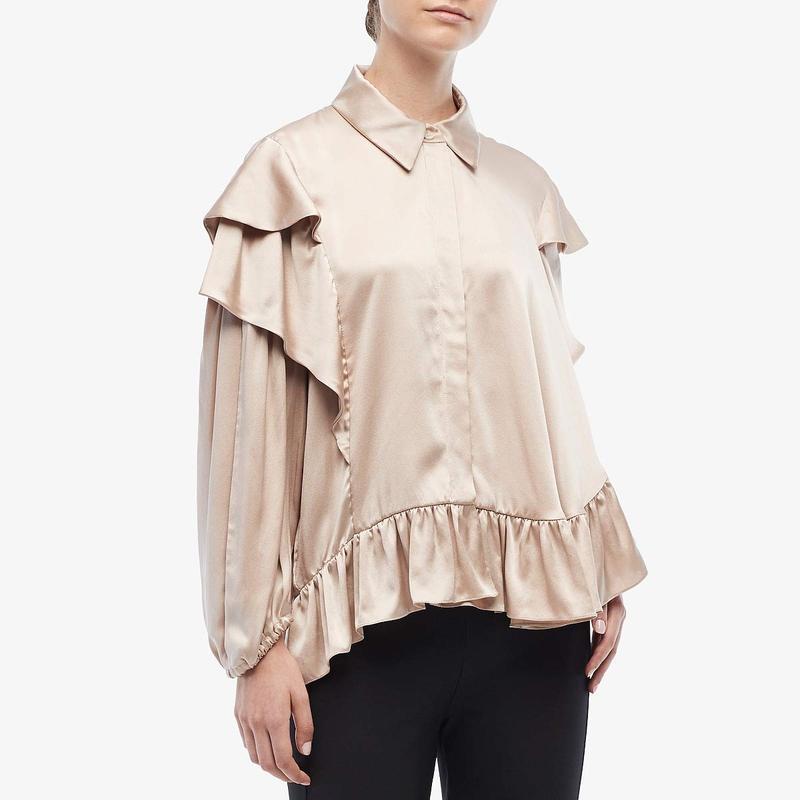 プリーン ソーントン ブルガッジ レディース シャツ トップス Kayla Shirt Champagne