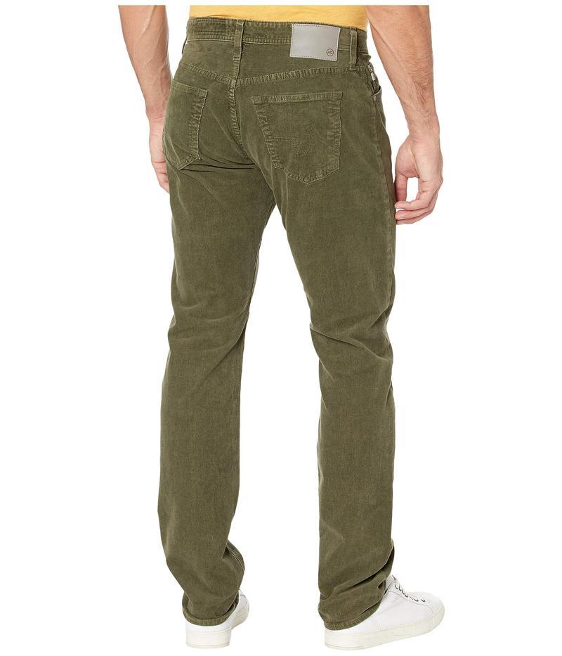 エージー アドリアーノゴールドシュミット メンズ カジュアルパンツ ボトムス Graduate Tailored Leg Cord Pants Sulfur Dark Algae2DIHYeW9E