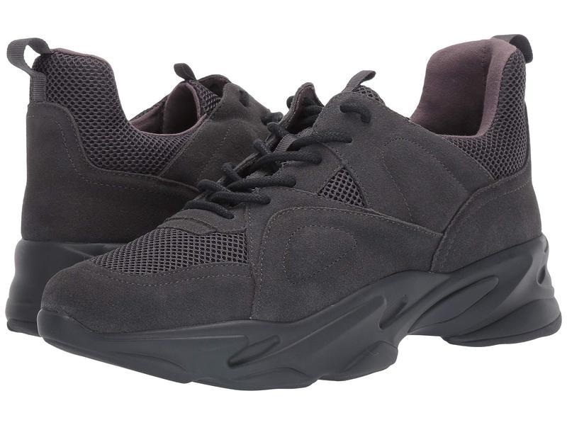 スティーブ マデン メンズ スニーカー シューズ Mover Sneaker Charcoal