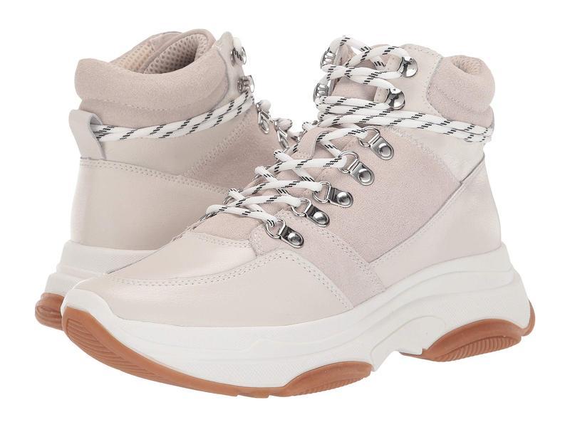スティーブ マデン レディース スニーカー シューズ Winnie Harlow x Steve Madden Glorey Sneaker White Leather