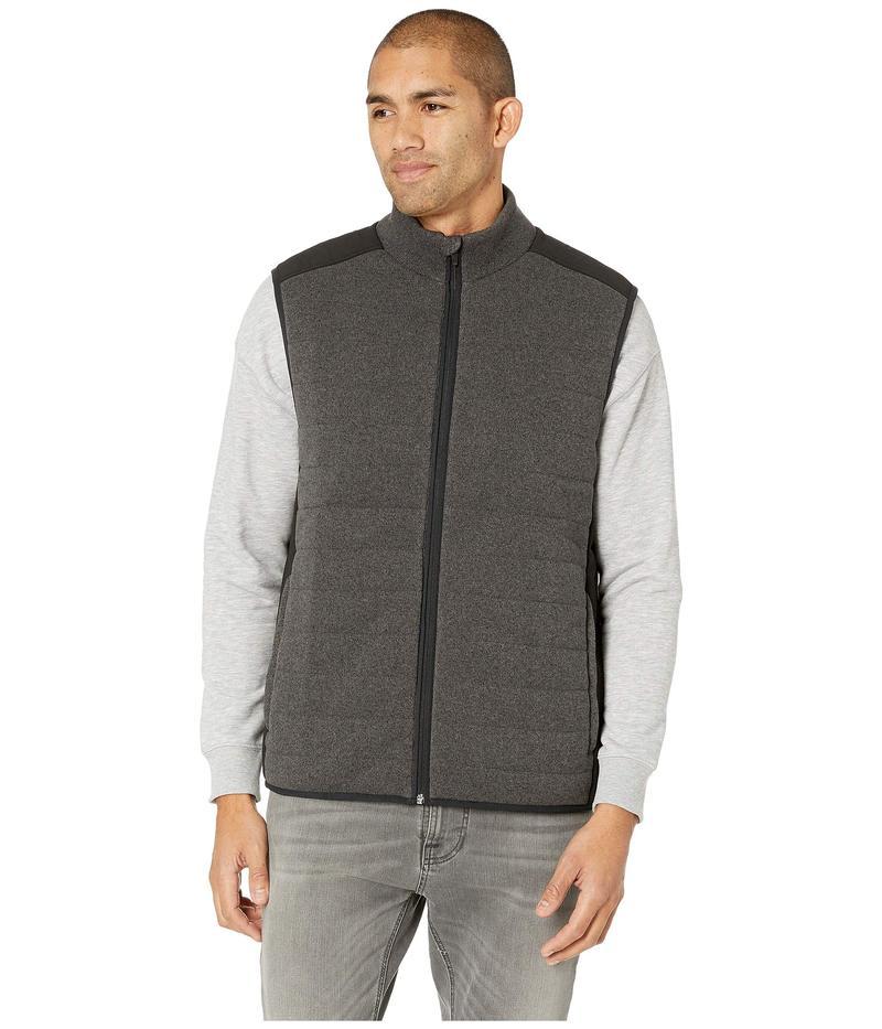 ヴァインヤードヴァインズ メンズ コート アウター Performance Sweater Fleece Vest Nocturne