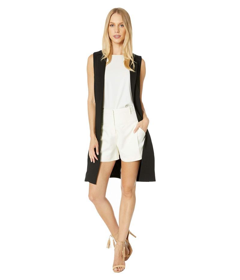BCBジェネレーション レディース コート アウター Vest Jacket GEF4245541 Black