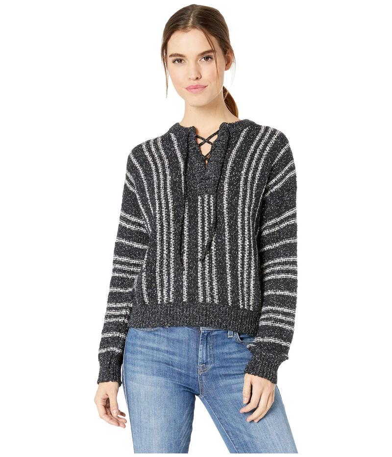 ビラボン レディース ニット・セーター アウター Yeah Bouy Sweater Black