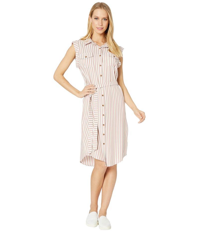 ビショップアンドヤング レディース ワンピース トップス Stripe Shirtdress Sierra Stripe