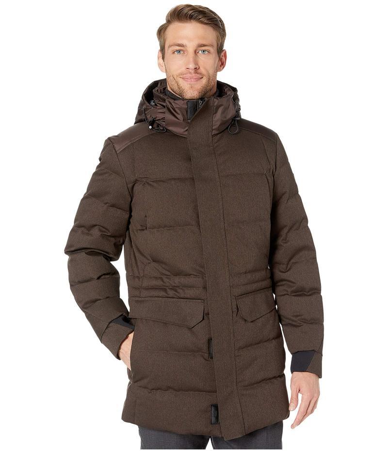 ヒューゴボス メンズ コート アウター Jeer4 Coat Medium Brown
