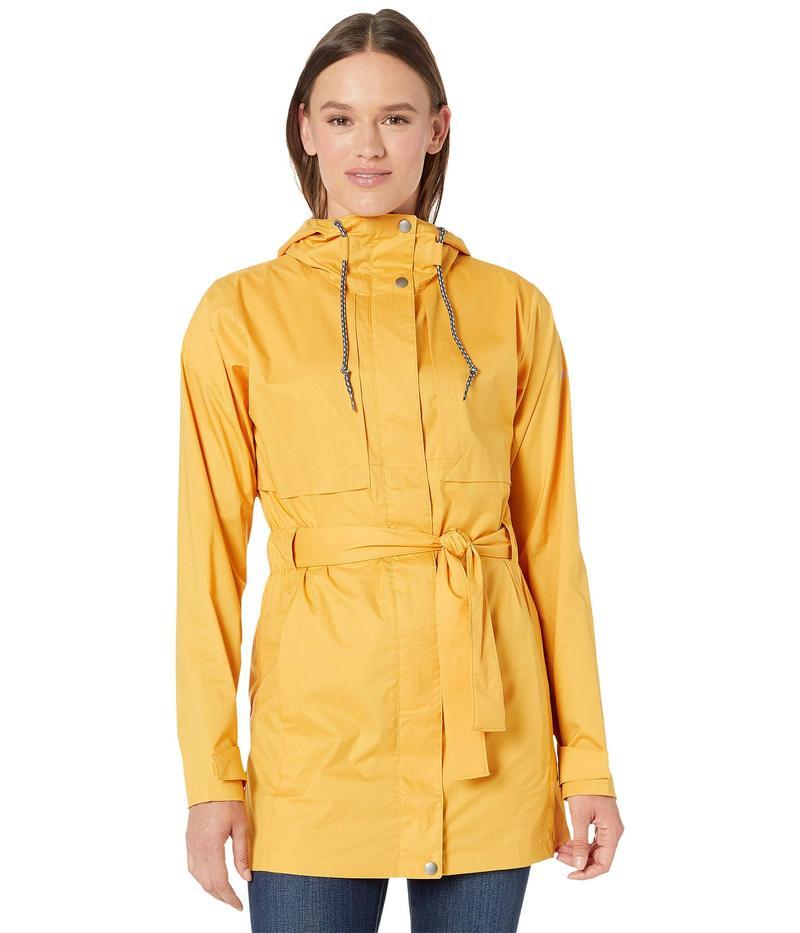 コロンビア レディース コート アウター Pardon My Trench¢ Rain Jacket Raw Honey