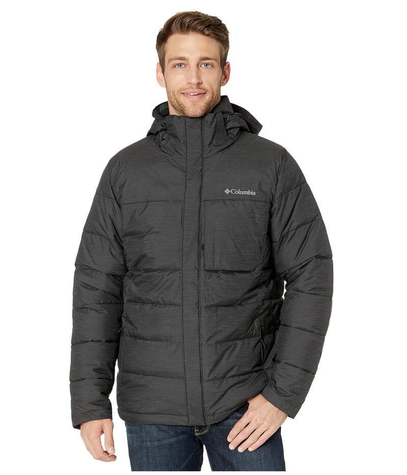 コロンビア メンズ コート アウター Ridgeview Peak¢ Hooded Jacket Black