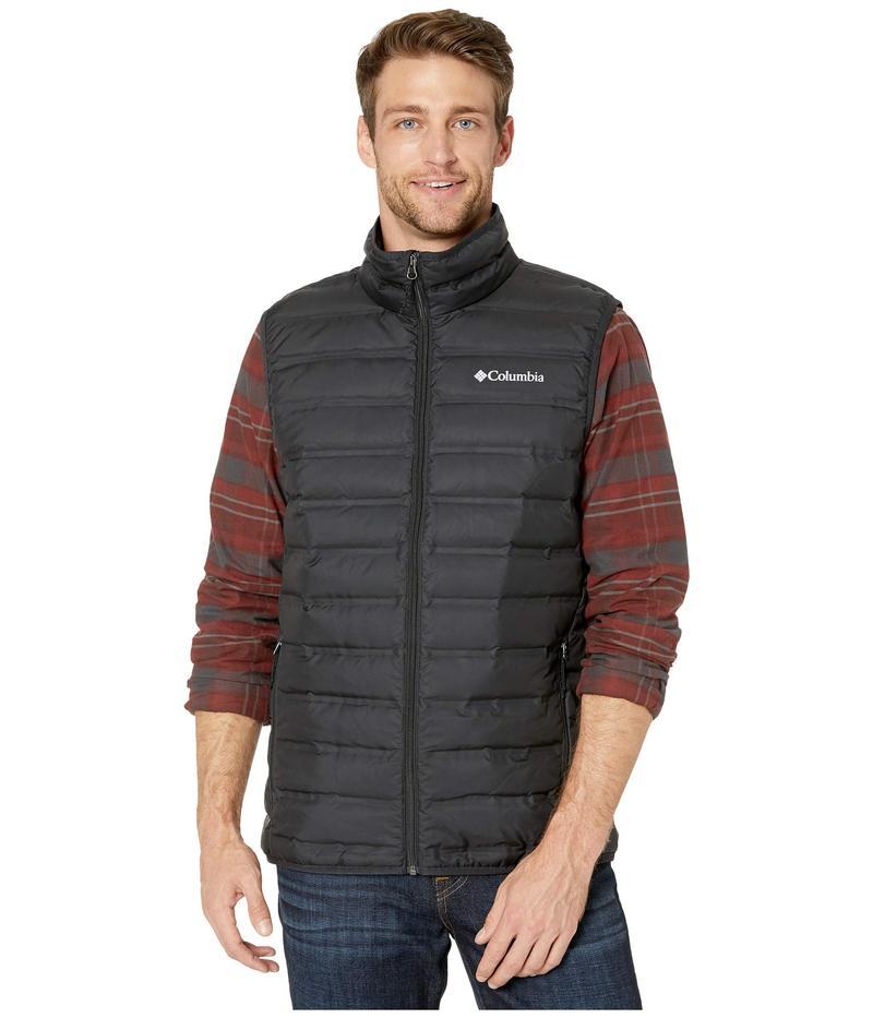 コロンビア メンズ コート アウター Lake 22¢ Down Vest Black