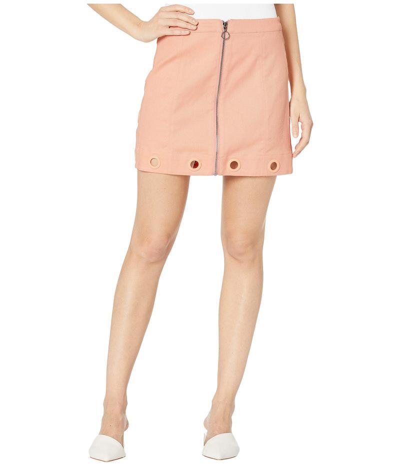 フォーラブアンドレモン レディース スカート ボトムス Cr¨me Puff Mini Skirt Cotton Candy