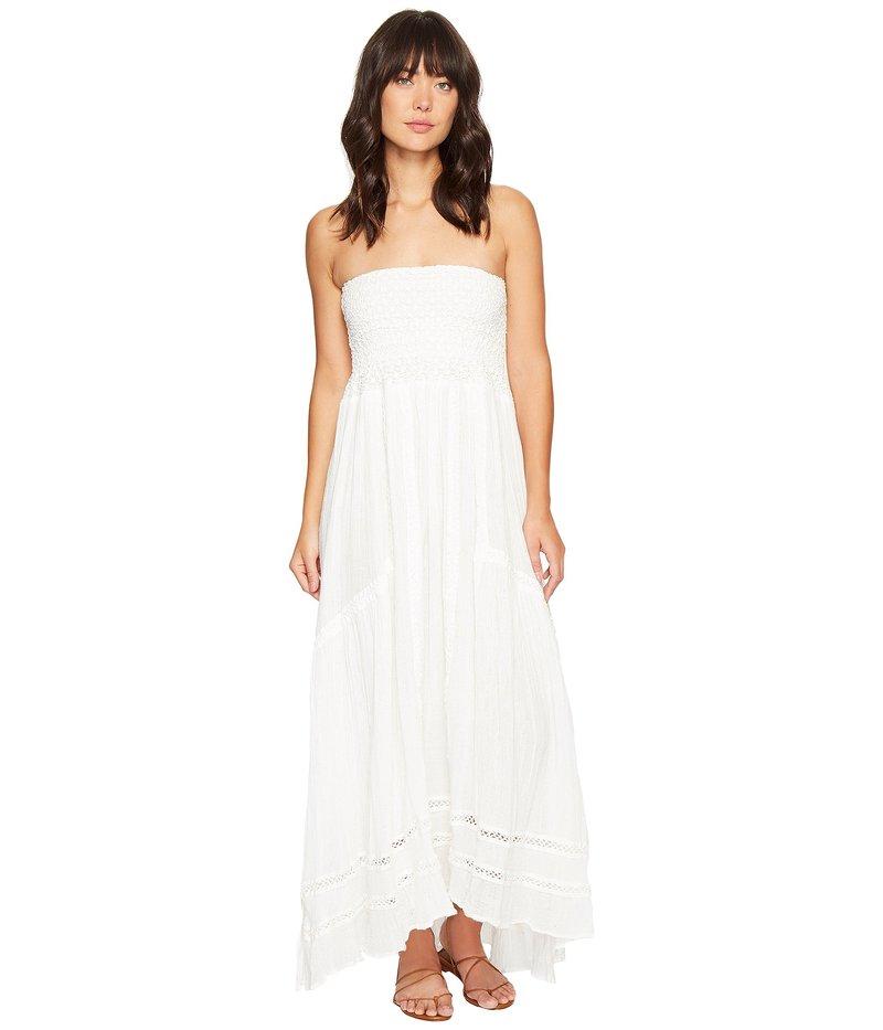 ジェンズパイレーツブーティ レディース ワンピース トップス Abilene Dress White/White Tassels