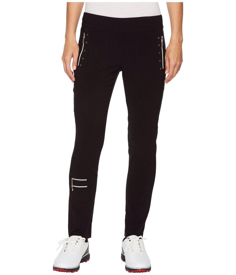 ジャイミーサドック レディース カジュアルパンツ ボトムス Skinnylicious Ankle Pants Jet Black