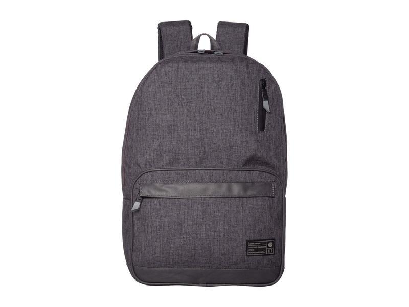 ヘックス メンズ バックパック・リュックサック バッグ Instinct Signal Backpack Grey Woven