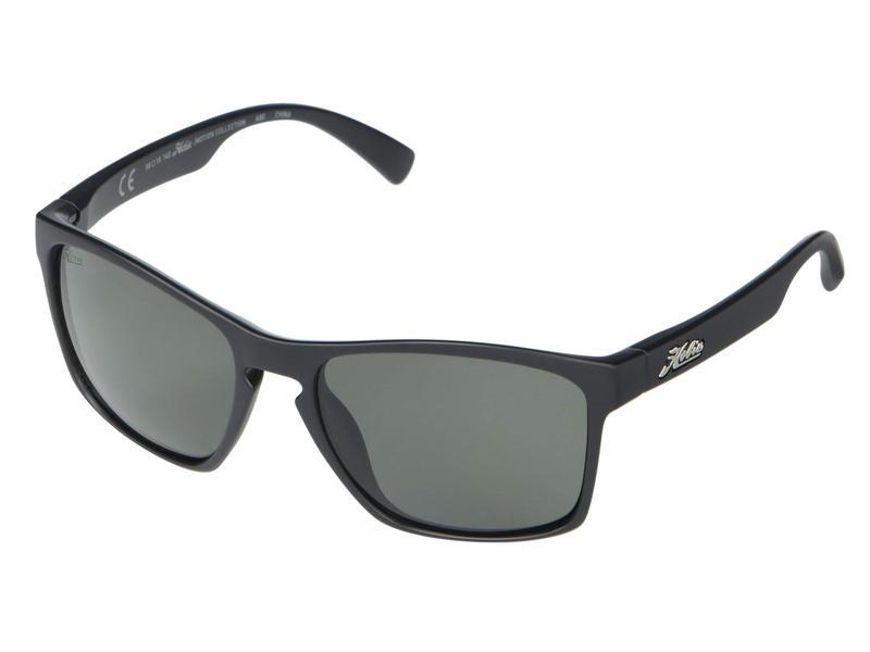 ホビー メンズ サングラス・アイウェア アクセサリー Polarized Oxnard Satin Black Frame/Grey Polarized PC Lens