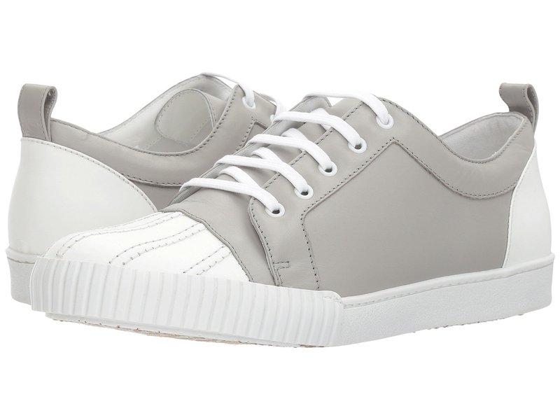 マルニ メンズ スニーカー シューズ Captoe Sneaker Grey/White