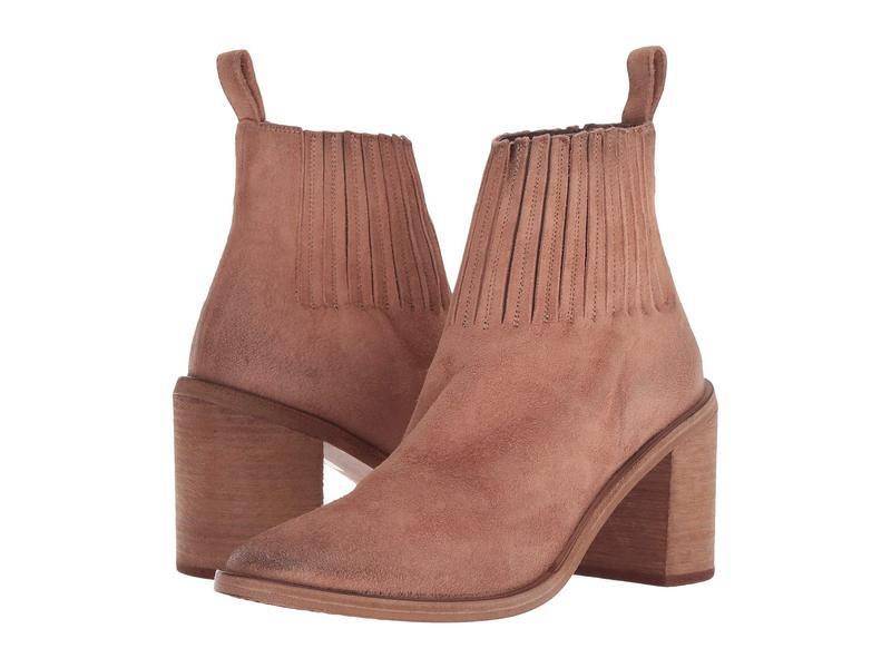 マルセル レディース ブーツ・レインブーツ シューズ Tapiro Leather Detail Chelsea Boot Flesh