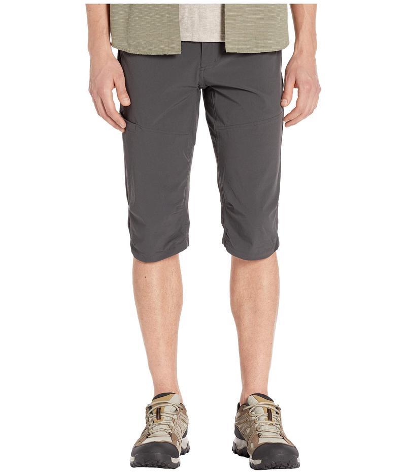 マウンテンハードウェア メンズ カジュアルパンツ ボトムス Logan Canyon¢ 3/4 Pants Void