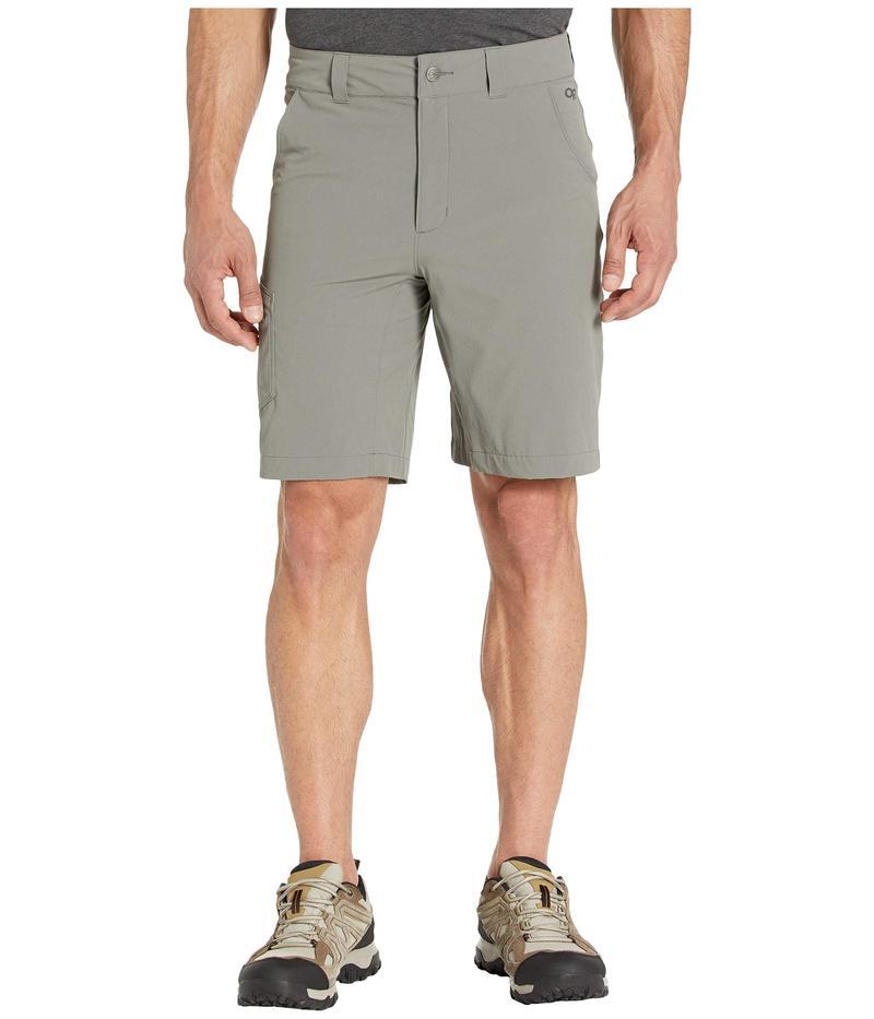 アウトドアリサーチ メンズ ハーフパンツ・ショーツ ボトムス Ferrosi Shorts Pewter