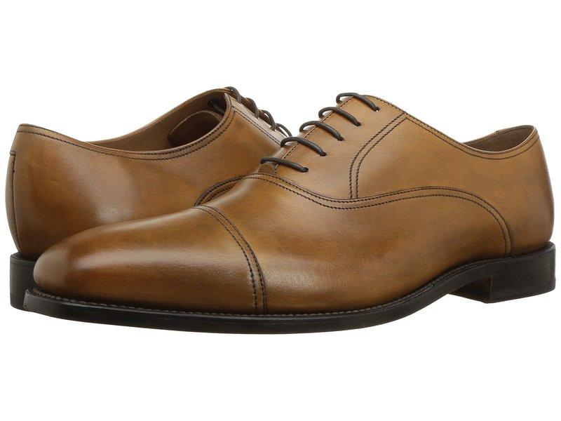 ロバート タルボット メンズ オックスフォード シューズ Tiburon Oak Leather