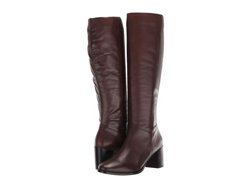 セイシェルズ レディース ブーツ・レインブーツ シューズ Twist Of Fate Brown Leather