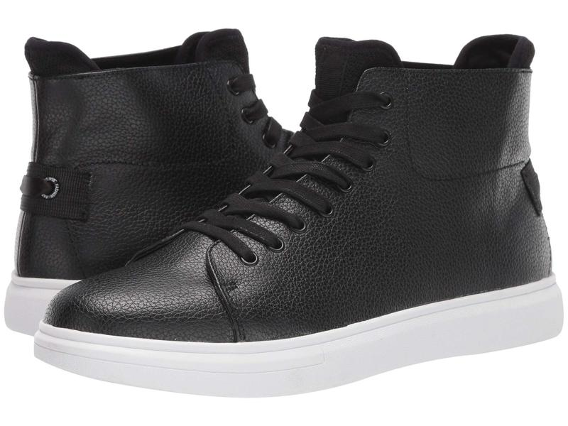 スティーブ マデン メンズ スニーカー シューズ Astoria High-Top Sneaker Black